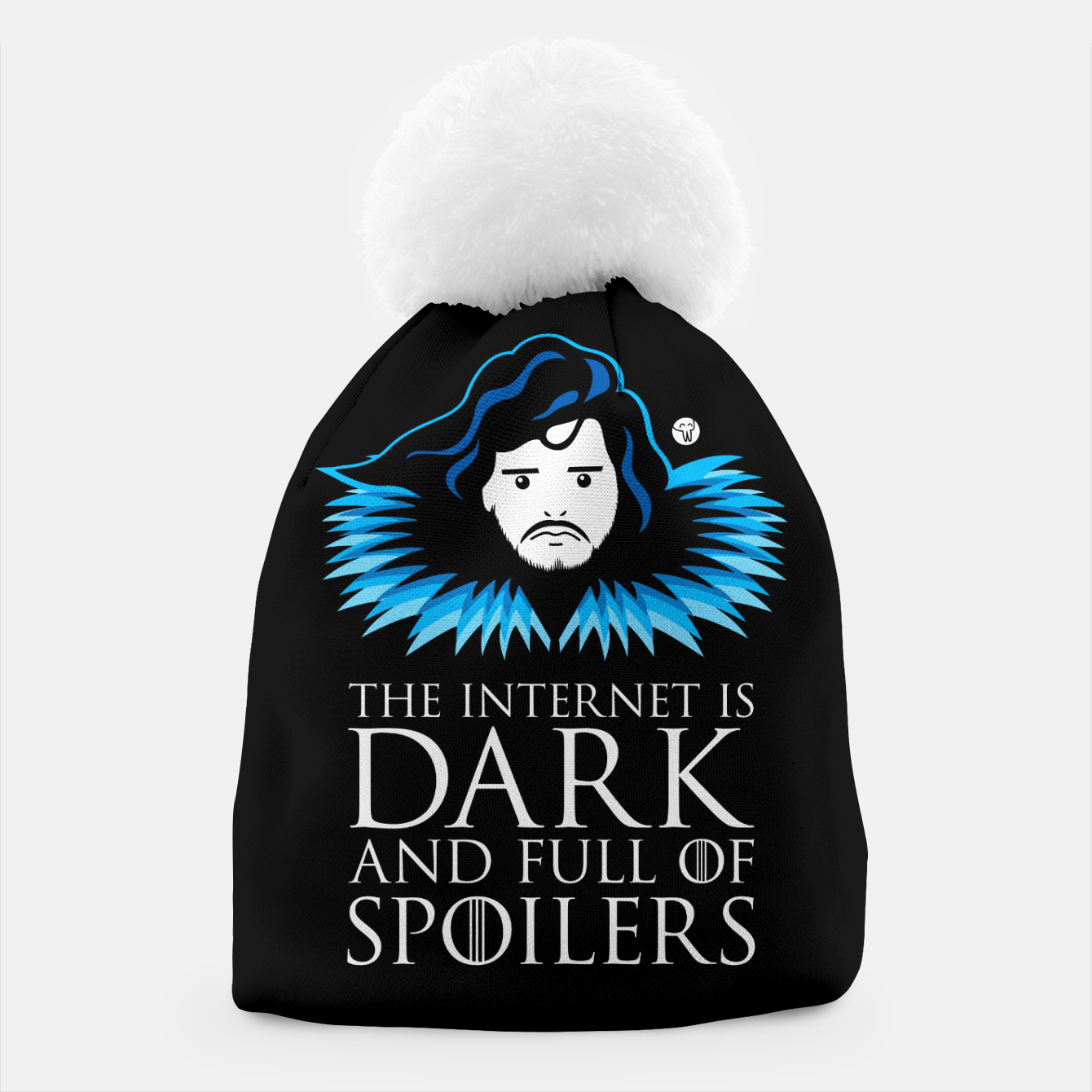 Zdjęcie Game of Thrones - The Internet is Dark and Full of Spoilers Czapka - Live Heroes