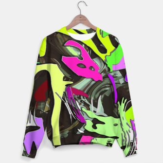 Blatant colours Sweater thumbnail image