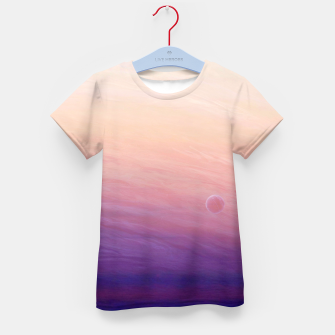 Thumbnail image of Little planet Kid's T-shirt, Live Heroes