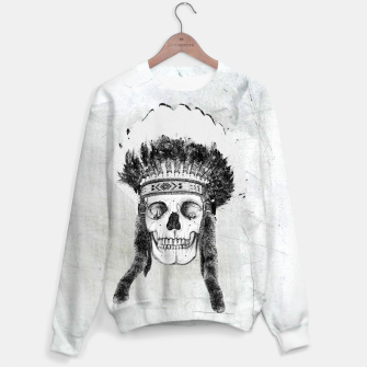 Thumbnail image of Skull headdress Sweater, Live Heroes