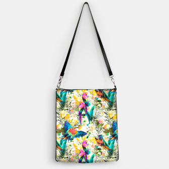 Miniature de image de Jungle of fruit with tropical parrots Bolso, Live Heroes