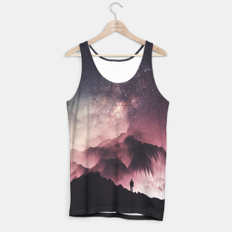 Thumbnail image of Night Tank Top, Live Heroes