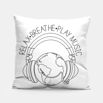 Thumbnail image of Relax.Breathe.Play Music Pillow, Live Heroes