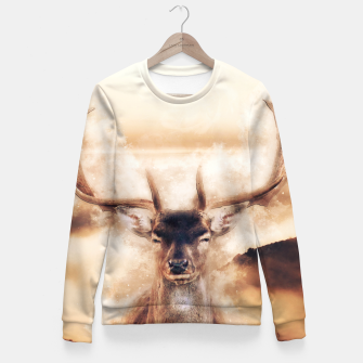 Thumbnail image of Fawn Nature Sweater, Live Heroes
