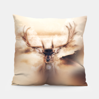 Thumbnail image of Fawn Nature Pillow, Live Heroes