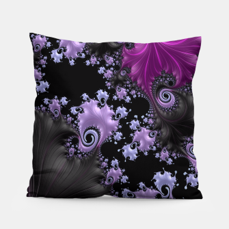 Thumbnail image of Midnight Frax  Pillow, Live Heroes