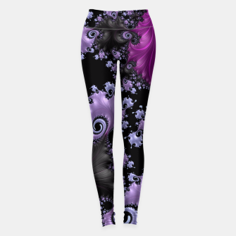 Thumbnail image of Midnight Frax  Leggings, Live Heroes