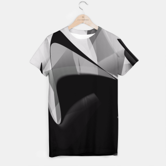 Black is the new gold  T-shirt thumbnail image