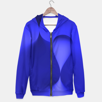 globby blue Hoodie thumbnail image