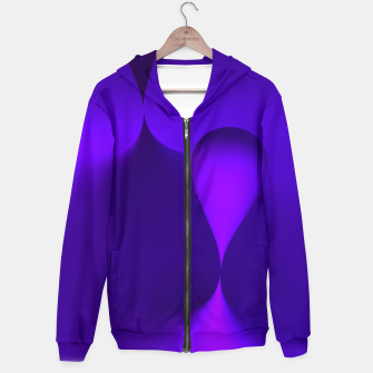 Thumbnail image of globby lilac Hoodie, Live Heroes