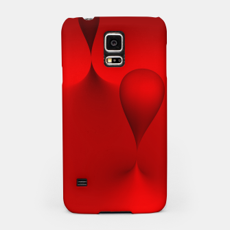 Thumbnail image of globby red Samsung Case, Live Heroes