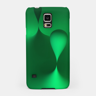 Thumbnail image of globby green Samsung Case, Live Heroes