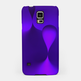 Thumbnail image of globby lilac Samsung Case, Live Heroes