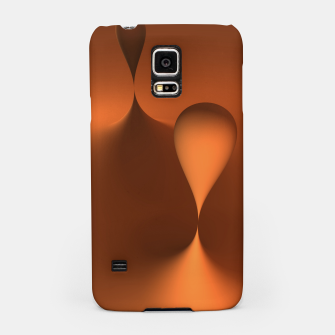 globby orange Samsung Case thumbnail image