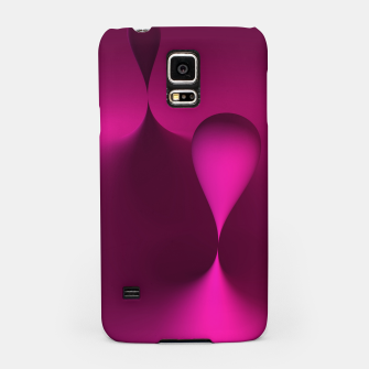 Thumbnail image of globby pink Samsung Case, Live Heroes