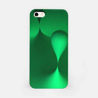 globby green iPhone Case thumbnail image