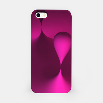 globby pink iPhone Case thumbnail image