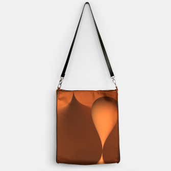 Thumbnail image of globby orange Handbag, Live Heroes