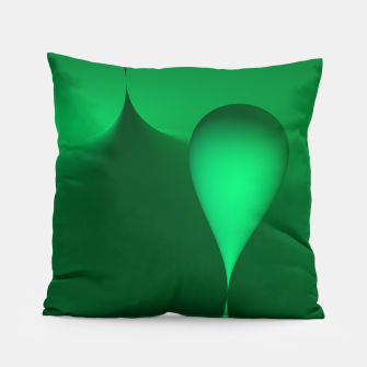 globby green Pillow thumbnail image