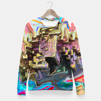 Thumbnail image of Acid Fitted Waist Sweater, Live Heroes