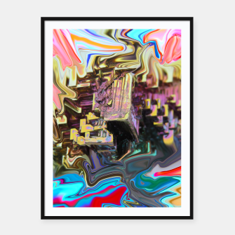 Thumbnail image of Acid Framed poster, Live Heroes