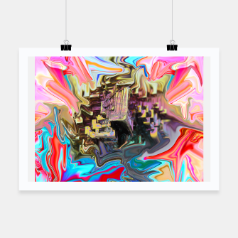 Thumbnail image of Acid Poster, Live Heroes