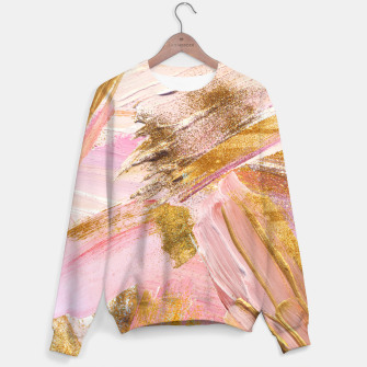 Thumbnail image of Blush Glitz Sweater, Live Heroes