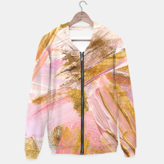 Thumbnail image of Blush Glitz Hoodie, Live Heroes