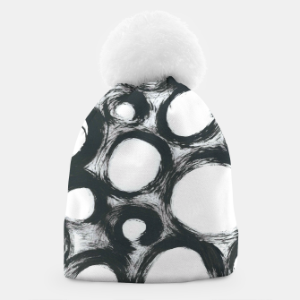 Thumbnail image of Circ Abstract Beanie, Live Heroes