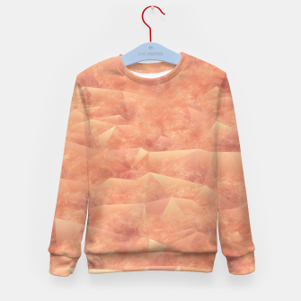 Thumbnail image of Quartz Dunes Kid's Sweater, Live Heroes