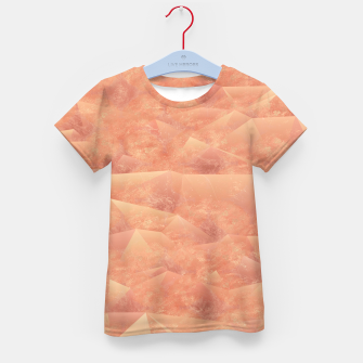 Thumbnail image of Quartz Dunes Kid's T-shirt, Live Heroes