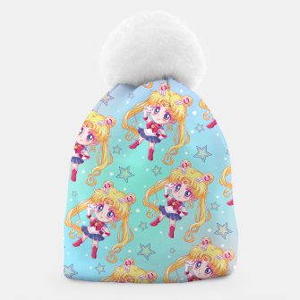Thumbnail image of Chibi Sailor Moon Crystal Beanie, Live Heroes