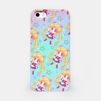 Chibi Sailor Moon Crystal iPhone Case obraz miniatury