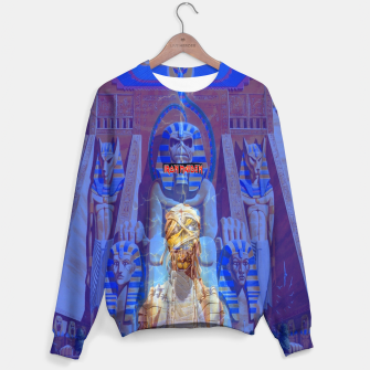 Thumbnail image of iron maiden egy Sweater, Live Heroes