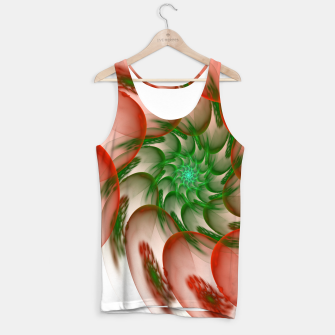 fractal flower pattern -2- Tank Top thumbnail image