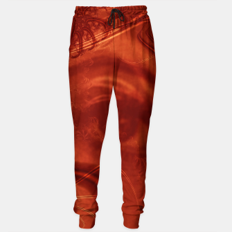 Thumbnail image of the eye Sweatpants, Live Heroes
