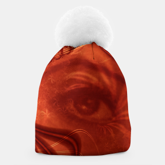 Thumbnail image of the eye Beanie, Live Heroes