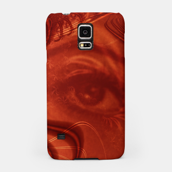 Thumbnail image of the eye Samsung Case, Live Heroes