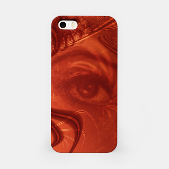 Thumbnail image of the eye iPhone Case, Live Heroes