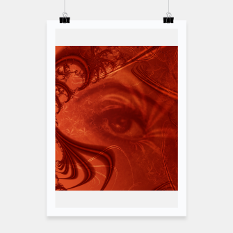 Thumbnail image of the eye Poster, Live Heroes