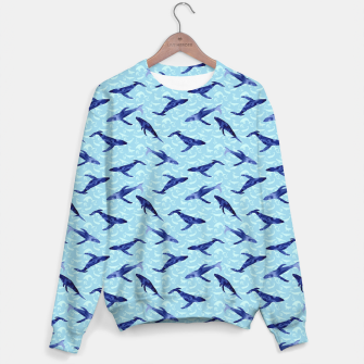 Miniatur Blue whales Sudadera, Live Heroes