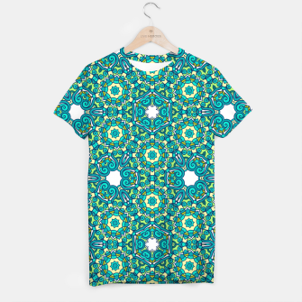 Thumbnail image of TRIBE PATTERN T-shirt, Live Heroes