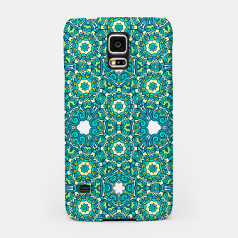 Thumbnail image of TRIBE PATTERN Samsung Case, Live Heroes