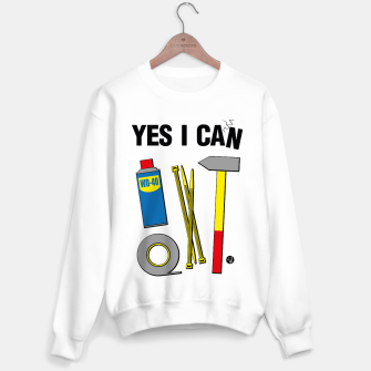 Miniatur Yes I Can Bluza, Live Heroes