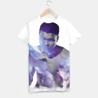 Thumbnail image of Deep Space MA T-shirt, Live Heroes