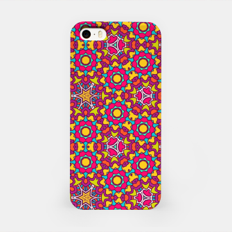 Thumbnail image of GYPSY PATTERN iPhone Case, Live Heroes