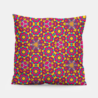 Thumbnail image of GYPSY PATTERN Pillow, Live Heroes