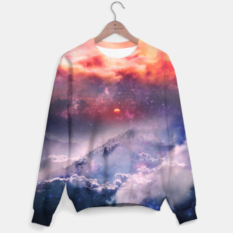 Thumbnail image of Sunset Star Sweater, Live Heroes