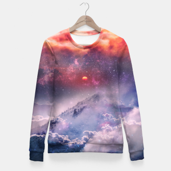 Thumbnail image of Sunset Star Fitted Waist Sweater, Live Heroes