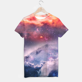 Thumbnail image of Sunset Star T-shirt, Live Heroes
